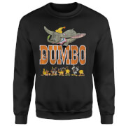 Sudadera Disney Dumbo The One The Only - Hombre - Negro