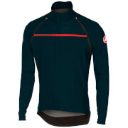 Castelli Perfetto Convertible Jacket - XXXL - Blue