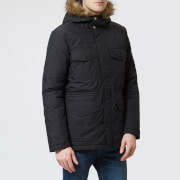 PS Paul Smith Men's Parka Jacket - Black - L - Black