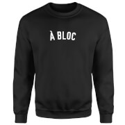 A Bloc Sweatshirt - S - Black
