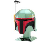 Metal Earth Star Wars Boba Fett Helmet 3D Metal Model Kit