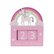 Sass & Belle Unicorn Advent Calendar Block