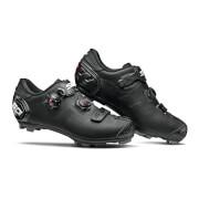 Sidi Dragon 5 SRS Matt Mega MTB Shoes – Matt Black – EU 43.5 – Matt Black