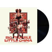 Big Trouble In Little China - Original Motion Picture Soundtrack 2XLP (Black Vinyl)