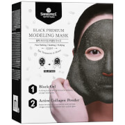 SHANGPREE Black Premium Modeling Mask with Bowl and Spatula 50ml