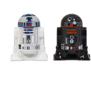 Star Wars: R2-D2 & R2-Q5 Salt & Pepper Shakers