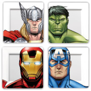 Marvel: Avengers Plate Set
