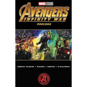 Marvel's Avengers: Infinity War Prelude Graphic Novel