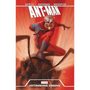 Ant-Man: Astonishing Origins Graphic Novel
