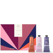 Crabtree & Evelyn 'Pinkie Power' Hand Therapy Trio (Worth £24.00)