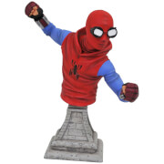 Diamond Select Marvel Spider-Man Homecoming Bust Statue Homemade Suit 15 cm