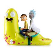 KidRobot Adult Swim Rick and Morty Slippery Stair 7 Inch Vinyl Figure