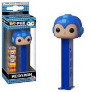 Mega Man Pop! Pez