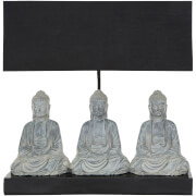 Fifty Five South Boho Buddha Lamp