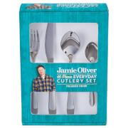 Jamie Oliver 16 Piece Everyday Cutlery Set
