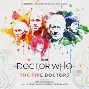 Doctor Who: The Five Doctors Vinyl LP