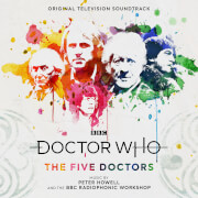 Doctor Who: The Five Doctors Vinyl LP