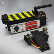Hollywood Collectibles Ghostbusters Prop Replica 1/1 Ghost Trap