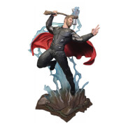 Marvel Movie Milestone - Avengers: Infinity War Thor Resin Statue 41cm