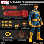Mezco Marvel X-Men Cyclops One:12 Collective Action Figure