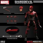 Mezco Marvel Daredevil One:12 Collective Action Figure