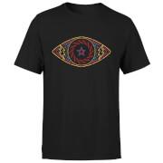 Celebrity Big Brother Eye Men's T-Shirt - Black