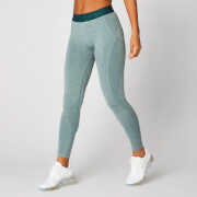 Inspire Seamless Leggings - Teal