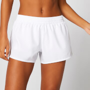 Energy Dual Shorts - White