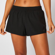 Energy Dual Shorts - Black