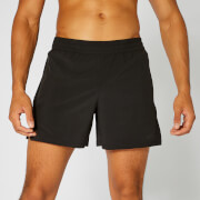 Sprint 5 Inch Shorts - Black