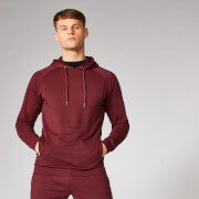 Sweat à capuche Form - Oxblood - XS
