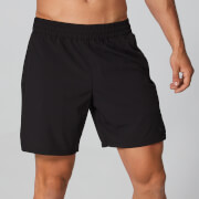 Sprint 7 Inch Shorts - Black