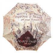 Harry Potter Marauders Map Umbrella