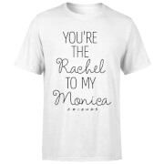 Friends You're The Rachel Herren T-Shirt - Weiß