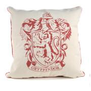 Harry Potter Gryffindor Crest Filled Cushion
