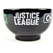 DC Comics Justice League Logo Bowl