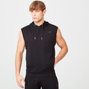 MP Form Sleeveless Hoodie - Black