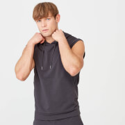MP Form Sleeveless Hoodie - Slate