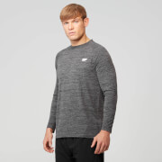 Performance Long Sleeve Top - Black