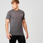 Performance Short Sleeve Top - Charcoal Marl