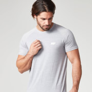 Myprotein Performance Short Sleeve Top - Grey