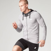 Myprotein Performance Zip Top - Grey