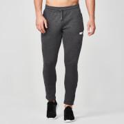 Tru-Fit Zip Joggers - Charcoal