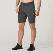 Tru-Fit Zip Sweatshorts - Charcoal