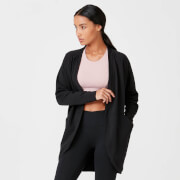 Superlite Cardigan - Black