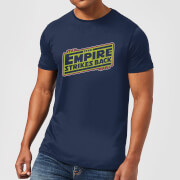 Camiseta Star Wars The Empire Strikes Back - Hombre - Azul marino