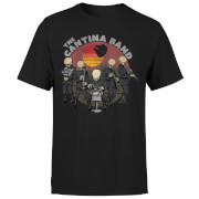Star Wars Cantina Band Men's T-Shirt - Black