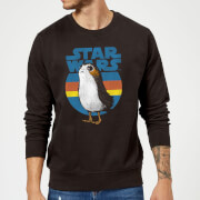 Star Wars Porg Sweatshirt - Black