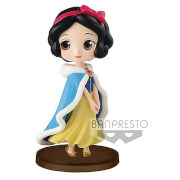 Disney – Figurine Banpresto Q Posket Petit – Girls Festival – Blanche-Neige – 7 cm (Winter Dress)