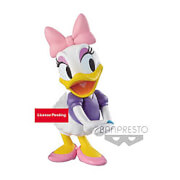 Click to view product details and reviews for Banpresto Disney Characters Fluffy Puffy Donald And Daisy Daisy Figure 10cm.